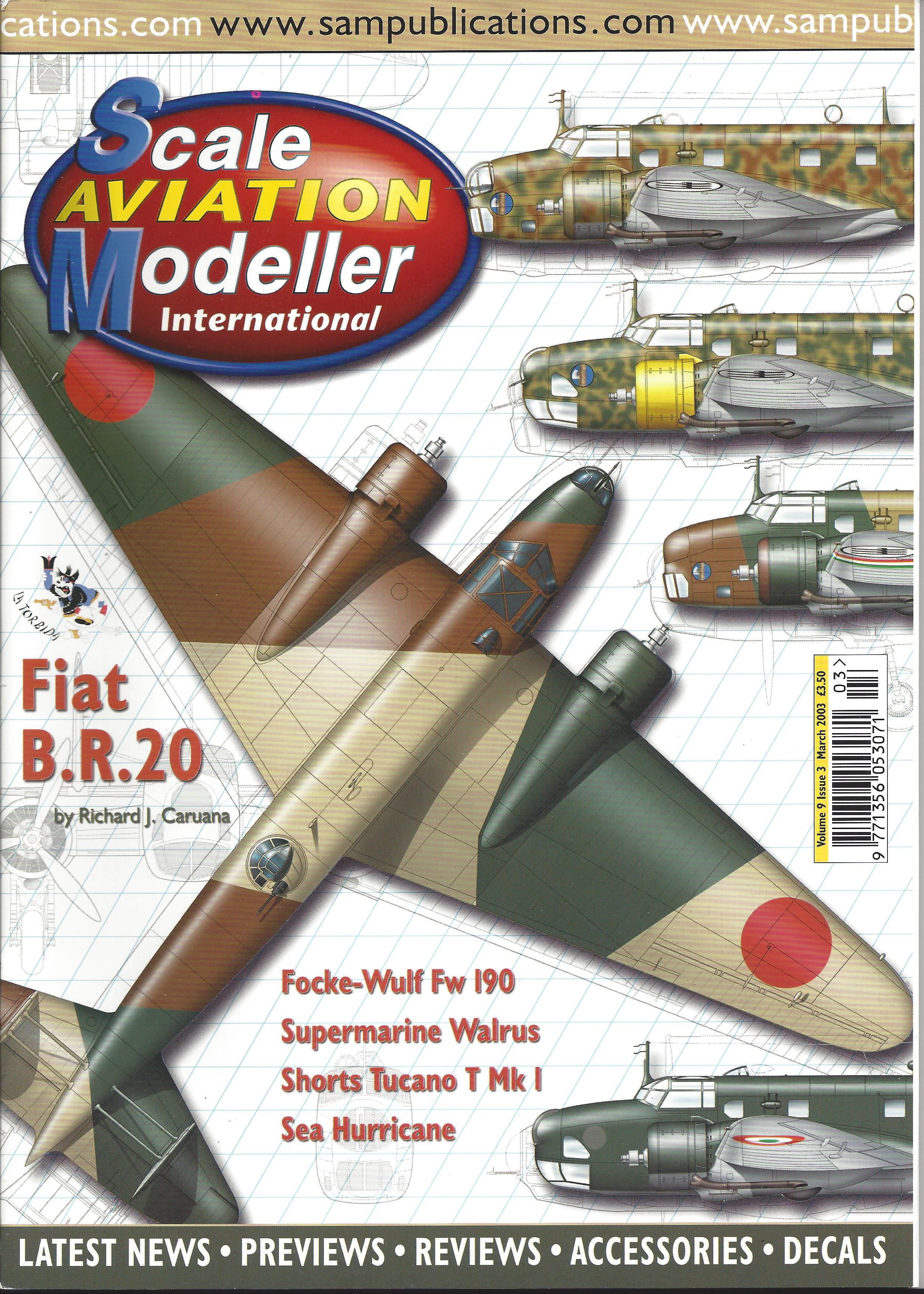Scale aviation modeller 3/2003