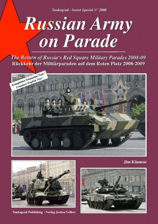 TG-2008 RUSSIAN ARMY ON PARADE