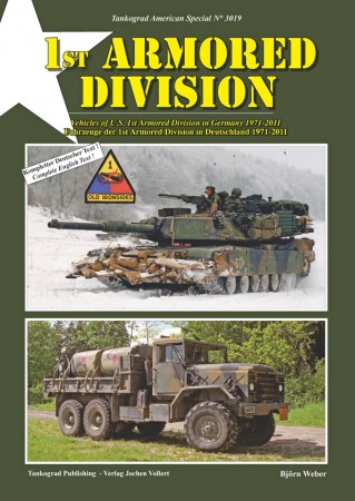 TG-3019 1ST. ARMORED DIVISION