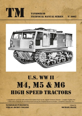 TG-6002 M4/M5/M6 HIGH SPEED TRACTOR
