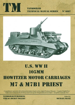 TG-6007 105 MM HOWITZER MOTOR CARRIAGES