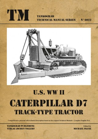TG-6022 CATERPILLAR D 7
