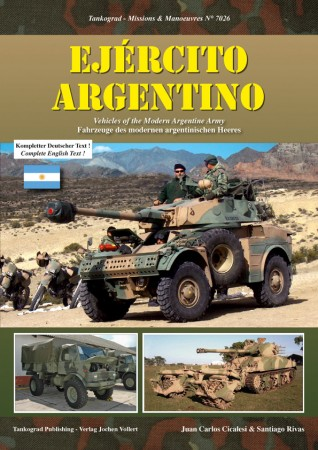 TG-7026 EJERCITO ARGENTINO