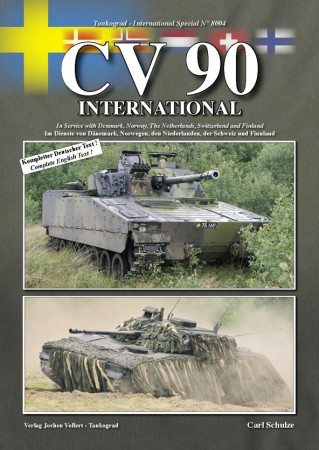 TG-8004 CV 90 INTERNATIONAL