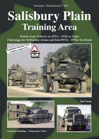 TG-9013 SALISBURY PLAIN TRAINING AREA