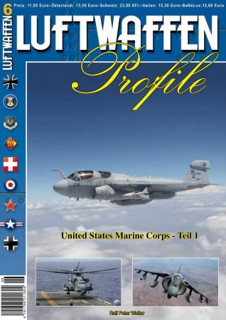 LUFTWAFFEN PROFILE 06 US-MARINES (Teil 1)