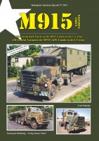 TG-3033 M9015 EARLY VARIANTS M915 LKW-Familie in der US Army
