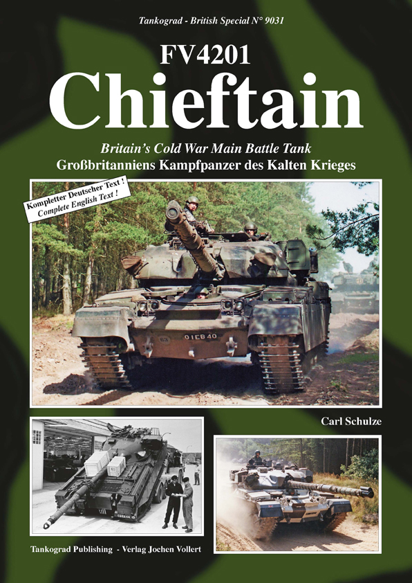 TG-9031 FV4201 CHIEFTAIN
