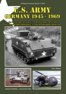 TG-3015 U.S. ARMY GERMANY 1945-1969
