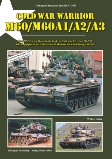 TG-3030 M60 M60 A1/A2/A3 Cold War Warrior