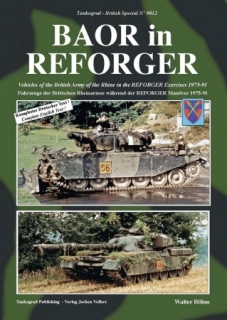 TG-9012 BAOR IN REFORGER