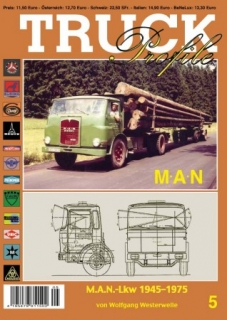 TRUCK PROFILE 05 MAN-Lastwagen 1945-1975